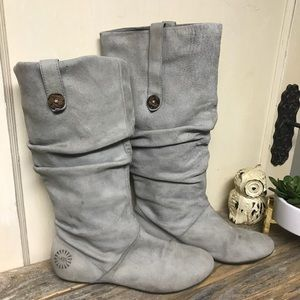 Ugg Highkoo Boots Grey 8.5